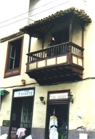 Casa Iriarte