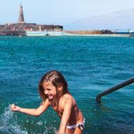 Bajamar Swimming pools