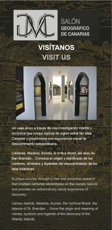 Salon Geografico de Canarias