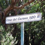 Mirador Cruz del Carmen