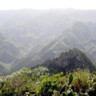 Sentiero Punta del Hidalgo – Chinamada